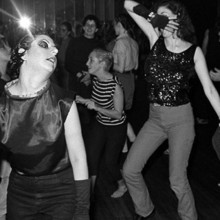 Indie Post Punk Dance Party