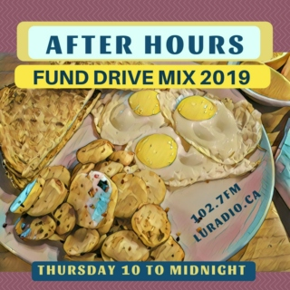 Fund Drive Mix for After Hours 2019