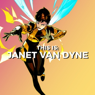 This is: Janet Van Dyne