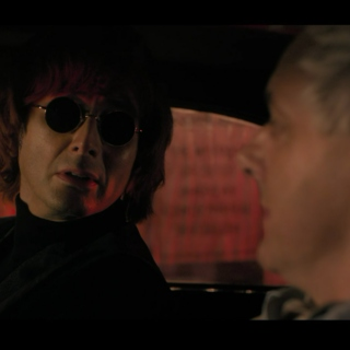 you go too fast for me, crowley