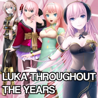 The Many Voices of Megurine Luka