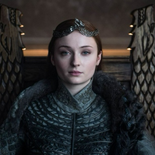 A Stark of Winterfell (The Queen in the North)