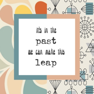 it's in the past we can make this leap ~ A Fanfic Inspired MCU Fanmix