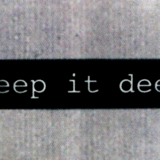 keep-it-deep