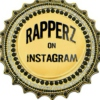 Rapperz on Instagram