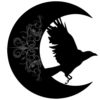 crowandmoon