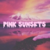 pink sunsets
