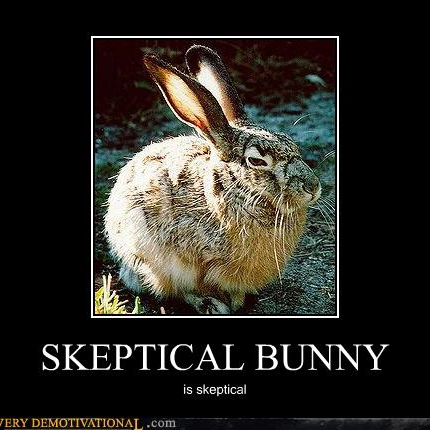 Silly Wabbit This is Awesome