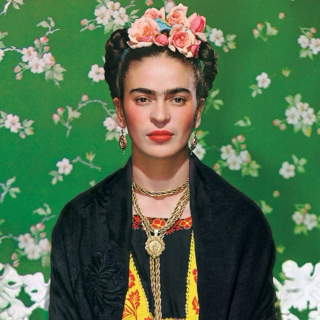 LIBRARY DJ : AN ODE TO FRIDA