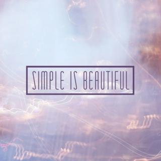 Life is simple and complicated