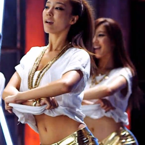 Kpop Workout #3 Put Your Hands Up and Show Off Those Abs