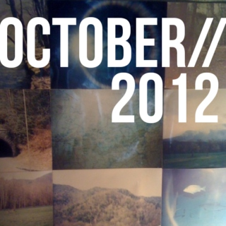 october 2012 / coming of fall