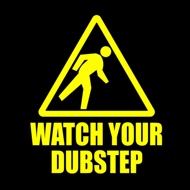 Walking on dubstep street