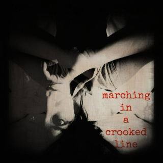 crooked line