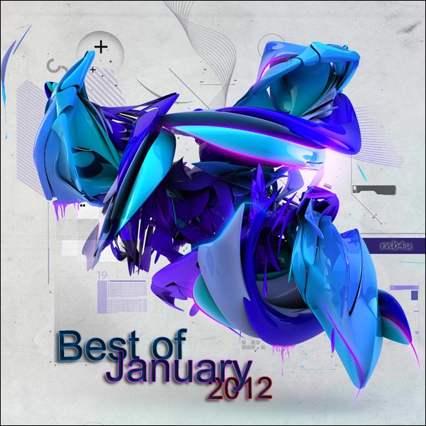 Best R&B January 2012