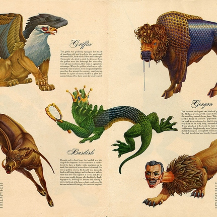 Creatures of Legend; Beasts of Myth