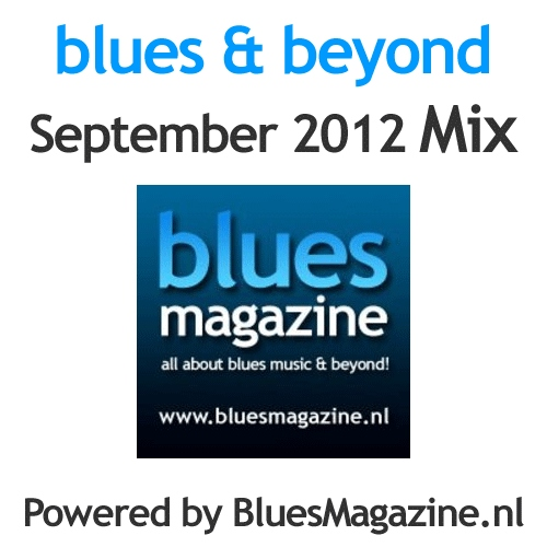 Blues & Beyond - September 2012 Mix