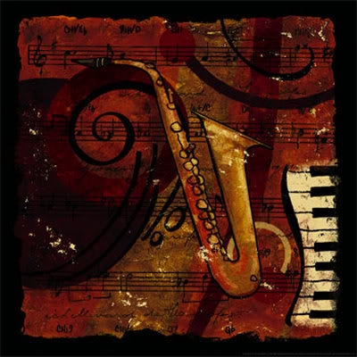 My Heart,my Soul and all that Jazz....