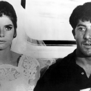 His belief stemmed from early exposure to sad British pop music and a total misreading of the movie The Graduate.