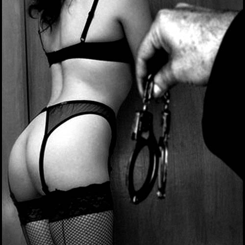 Tie me up and destroy me..