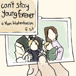 Can't Stay Young Forever