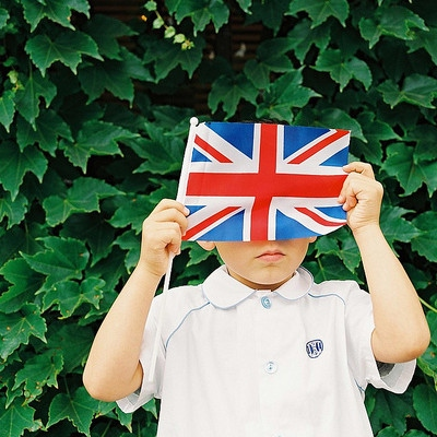 everyone wants to be british