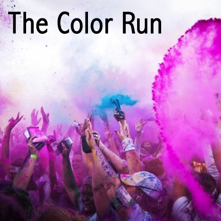 mixtape // The Color Run