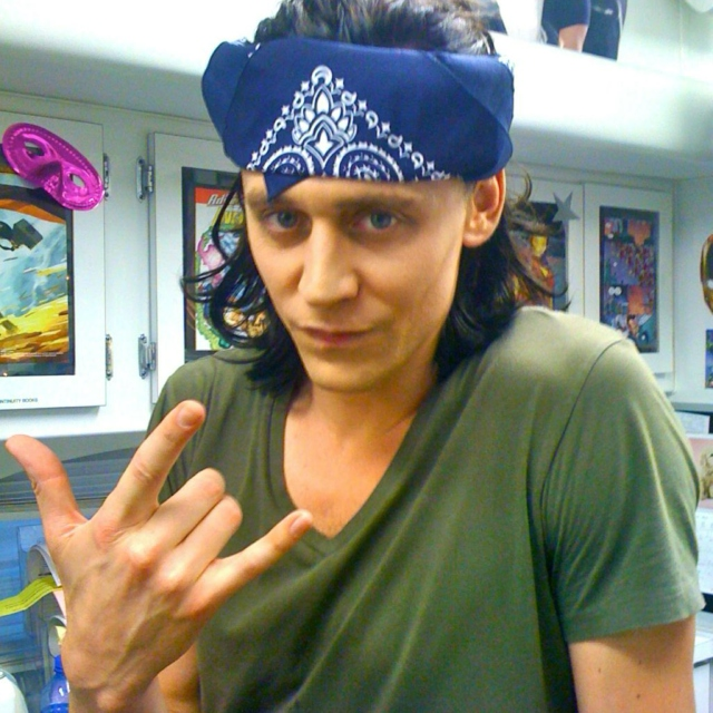 Loki Crack!Mix: I didn't choose the frost giant life the frost giant life chose me