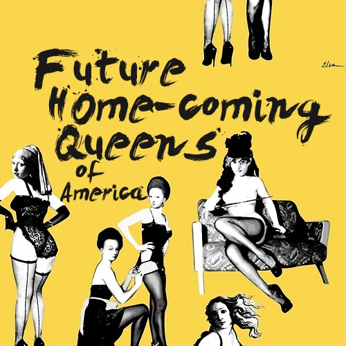 FUTURE HOME-COMING QUEENS OF AMERICA
