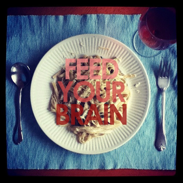 Don't Starve Your Brain