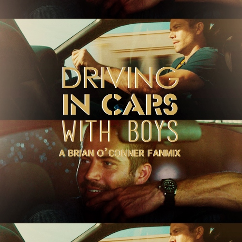 Driving In Cars With Boys