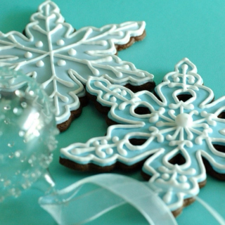 Cookies and Snowflakes