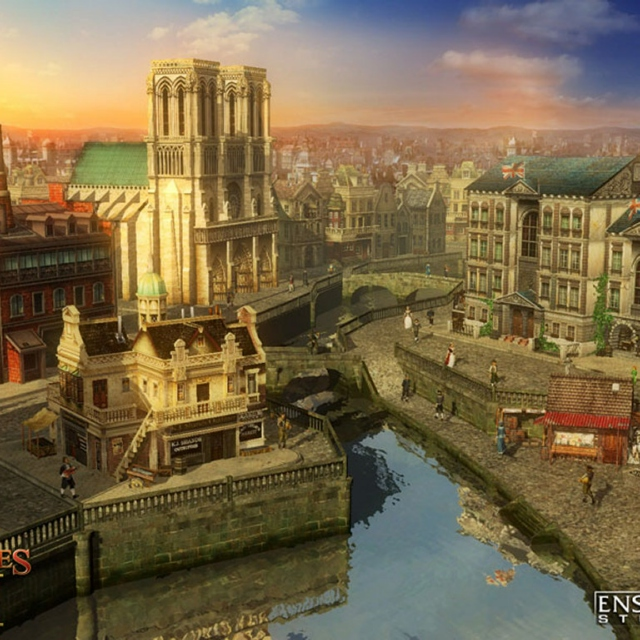 The age of empires 3!