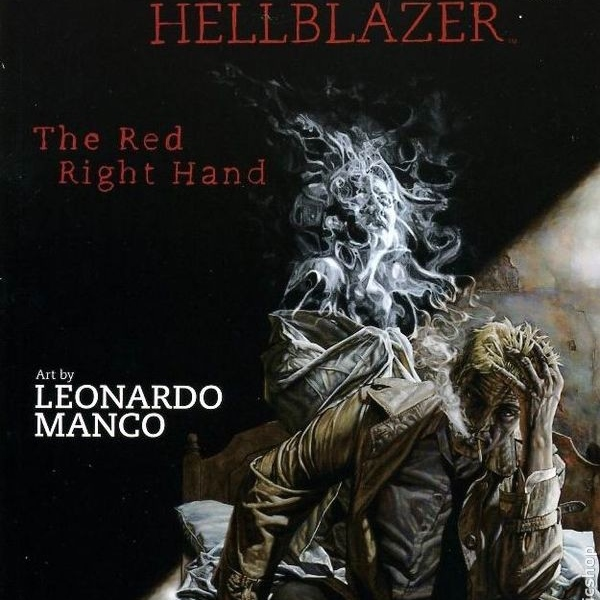 Hellblazer: Red Right Hand/Season of the Zealot