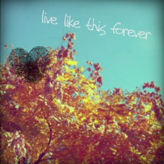 live like this forever