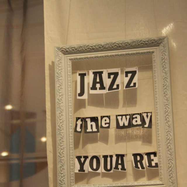 Jazz The Way You Are