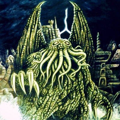 H.P. Lovecraft's Cthulhu & Other Weird Tales