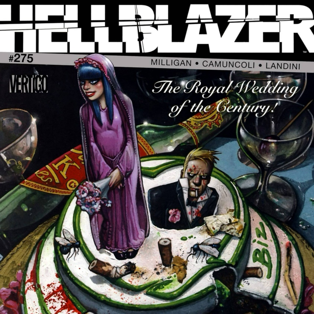 Hellblazer - Bloody Carnations/Sectioned