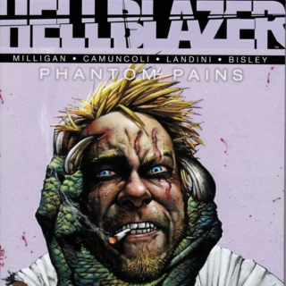 Hellblazer - Phantom Pains/Devil's Trenchcoat