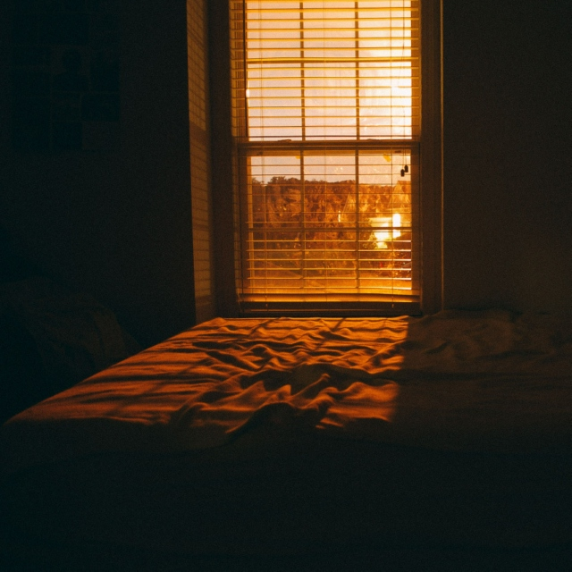I got this feeling.
