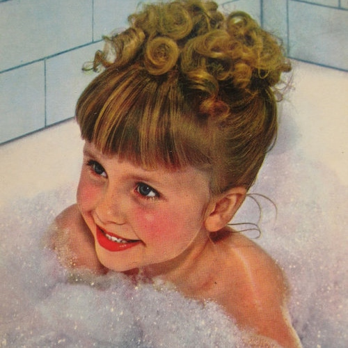 Bubble Bath Queen!