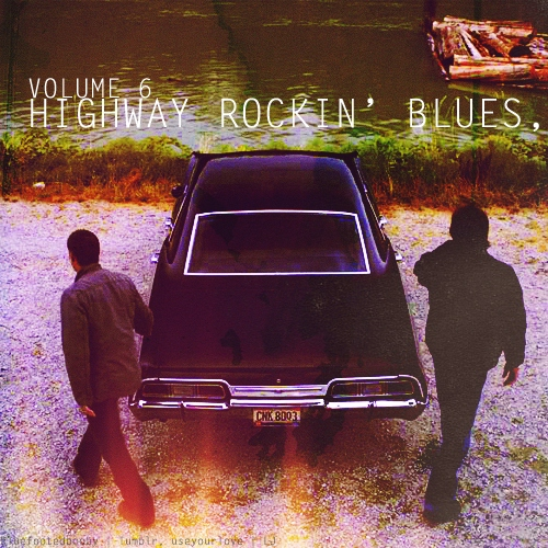 Highway Rockin' Blues, Volume 6