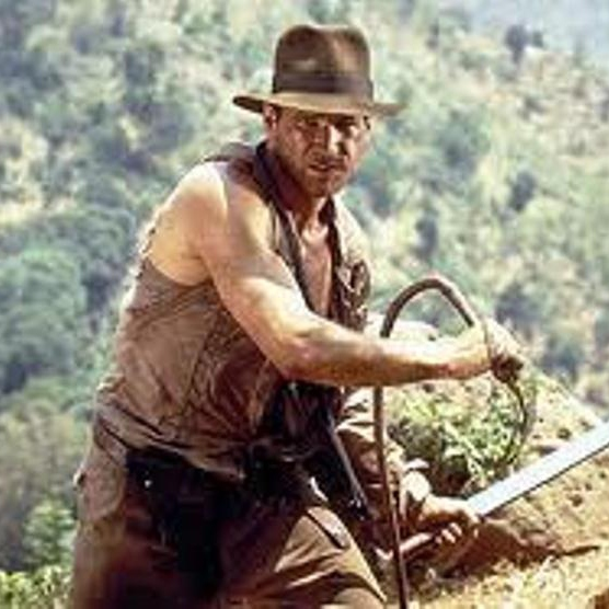 Indy... This ain't your daddy's Dr. Jones