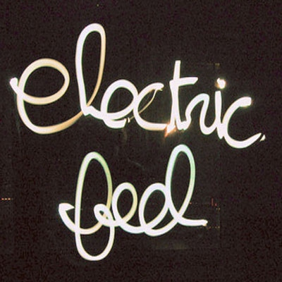 Feel it...... the electric beat