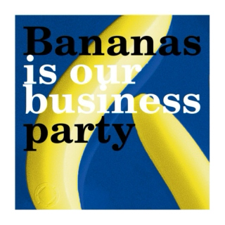 Bananas Party Track list!