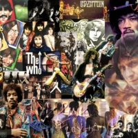 Classic Rock Collection From the 60's, 70's and 80's