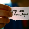 you deserve the best; you're beautiful