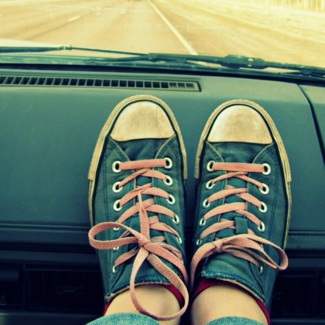 Roadtrip for a girl without a car.