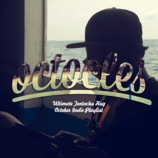 October electronic / chillwave / elctropop  / dreampop playlist