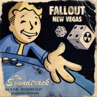 Fallout New Vegas Original Soundtrack